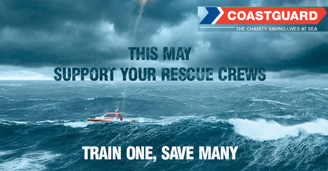 Coastguard Saves Life's