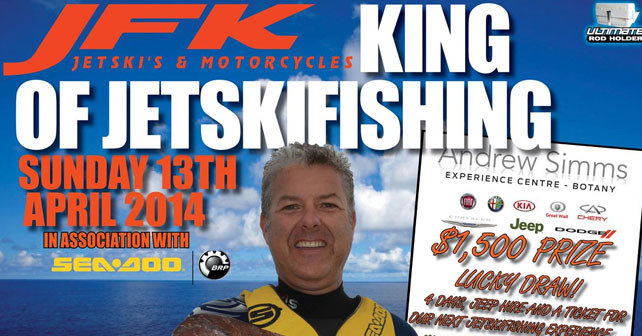 King of Jetskifishing