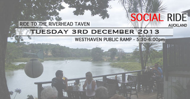 Riverhead Social Ride