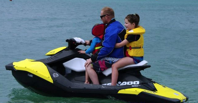 Sea-doo Spark Demo
