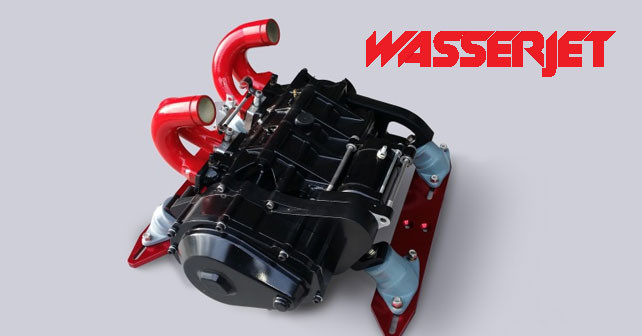 Wasserjet Engine
