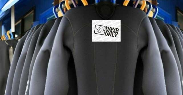 Wet Suit Care